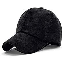 Gorra de pana de camionero