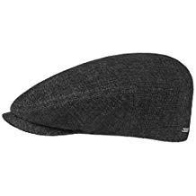 Gorra de pana con visera