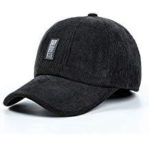 Gorra de pana gruesa