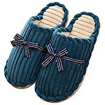 Zapatillas de pana para niñas