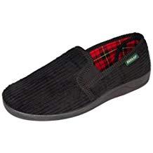 Zapatos de pana para estar por casa
