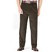 Comprar pantalones de pana con pretina ajustable