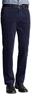 pantalones-formales de pana tallas grandes